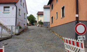 Baufortschritt im Müllersweg