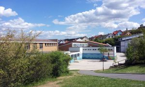 Grundschule Eisingen-Waldbrunn am 7. Mai 2015