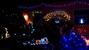 Weihnachtsdeko am 5. Dezember 2015