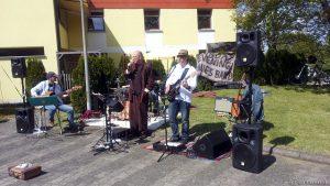 Stiftsfest am 5. Mai 2016 im St. Josefs-Stift - Mehrere Musikgruppen verstanden es, das Publikum zu unterhalten