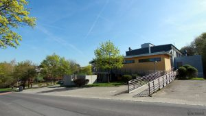 Erbach-Halle am 18. April 2018