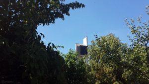 Turm der evangelischen Philippuskirche