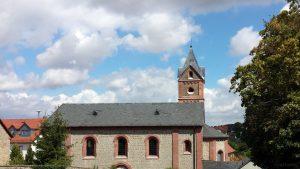 Kath. Pfarrkirche St. Nikolaus am 14. August 2018