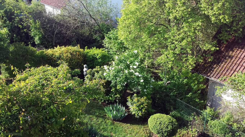 Unser Garten am 3. Mai 2019 um 08:55 Uhr