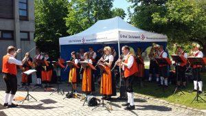Die Eisinger - Musikalischer Auftakt beim Stiftsfest am 30. Mai 2019 in Eisingen