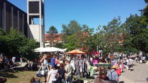 Großer Flohmarkt am 29. Juni 2019 im St. Josefs-Stift Eisingen