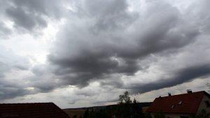 Wetterbild aus Eisingen vom 8. September 2019 um 17:51 Uhr