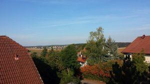 Wetterbild aus Eisingen vom 15. September 2019