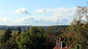 Wetterbild aus Eisingen vom 10. Oktober 2019 um 16:14 Uhr