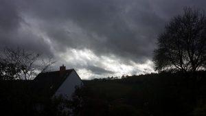 Wetterbild aus Eisingen vom 2. November 2019 um 14:16 Uhr