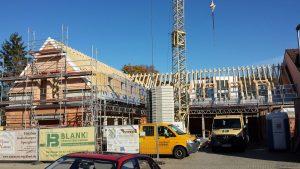 Neues Gemeindezentrum in Eisingen am 12. November 2019