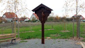 Kister Kreuz in Eisingen am 15. November 2019