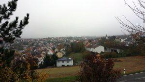 Wetterbild aus Eisingen am 20. November 2019 um 12:33 Uhr