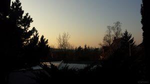 Wetterbild aus Eisingen vom 5. Dezember 2019 um 15:21 Uhr