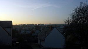 Wetterbild aus Eisingen vom 6. Dezember 2019 um 08:26 Uhr