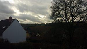 Wetterbild aus Eisingen vom 9. Dezember 2019 um 13:49 Uhr