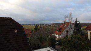 Wetterbild aus Eisingen vom 25. Dezember 2019
