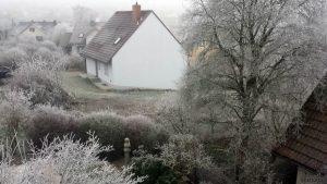 Wetterbild aus Eisingen vom 2. Januar 2020 um 08:59 Uhr