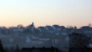 Wetterbild aus Eisingen vom 17. Januar 2020 um 07:57 Uhr