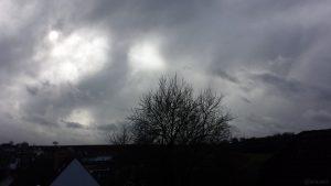 Wetterbild aus Eisingen vom 28. Januar 2020 um 12:08 Uhr