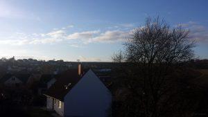 Wetterbild aus Eisingen vom 30. Januar 2020 um 09:10 Uhr