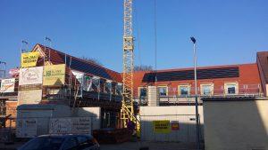 Neues Gemeindezentrum in Eisingen am 7. Februar 2020