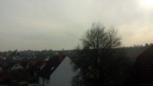 Wetterbild aus Eisingen vom 8. Februar 2020 um 14:35 Uhr