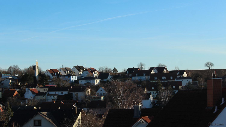 Wetterbild aus Eisingen vom 15. Februar 2020 um 16:37 Uhr