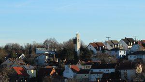 Wetterbild aus Eisingen vom 15. Februar 2020 um 16:38 Uhr