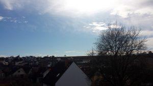 Wetterbild aus Eisingen vom 22. Februar 2020 um 12:54 Uhr