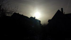 Wetterbild aus Eisingen vom 29. Februar 2020 um 08:37 Uhr