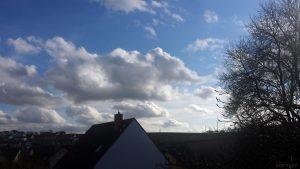 Wetterbild aus Eisingen vom 4. März 2020 um 15:42 Uhr