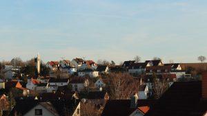 Wetterbild aus Eisingen vom 15. März 2020 um 17:40 Uhr