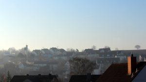 Wetterbild aus Eisingen vom 18. März 2020 um 08:32 Uhr
