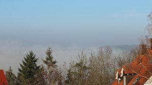 Wetterbild aus Eisingen vom 18. März 2020 um 08:33 Uhr