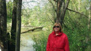 Wanderung mit Mäggi am 14. April 2020