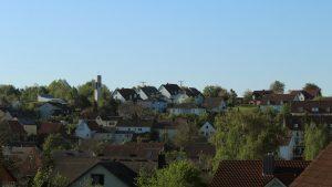 Wetterbild aus Eisingen vom 23. April 2020 um 08:37 Uhr