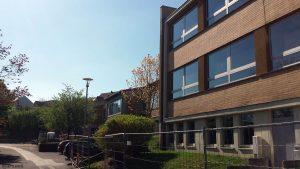 Sanierung/Teilneubau des Schulhauses in Eisingen - 25. April 2020