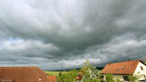 Wetterbild aus Eisingen vom 1. Mai 2020 um 08:43 Uhr