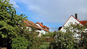 Wetterbild aus Eisingen vom 2. Mai 2020 um 18:27 Uhr