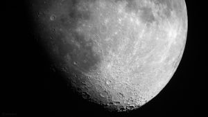 Mondsüdpol am 1. Juni 2020 um 21:34 Uhr