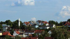 Wetterbild aus Eisingen vom 8. Juni 2020 um 18:25 Uhr