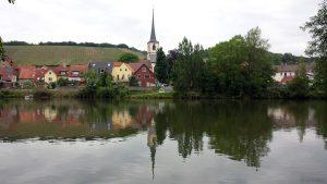 Kleinochsenfurt am Main am 10. Juni 2020