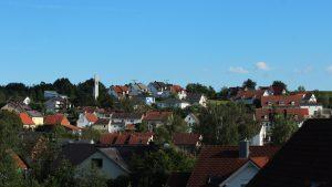 Wetterbild aus Eisingen vom 12. Juni 2020 um 18:23 Uhr