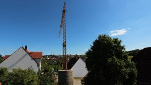 Wetterbild aus Eisingen vom 24. Juni 2020 um 16:29 Uhr