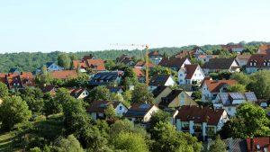 Wetterbild aus Eisingen vom 26. Juni 2020 um 08:32 Uhr
