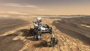 "NASA-Marsrover ""Perseverance"""