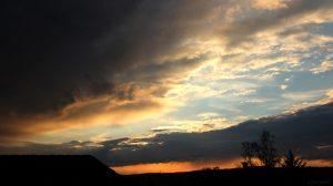 Wetterbild aus Eisingen vom 1. September 2020 um 19:32 Uhr