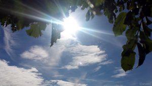 Wetterbild vom 10. September 2020 um 16:05 Uhr