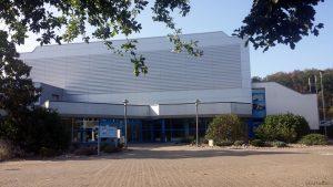 Mainland-Zentrum in Höchberg im Lkr. Würzburg am 17. September 2020